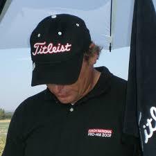 Nejlepší trenér golfu, perfektní švih,